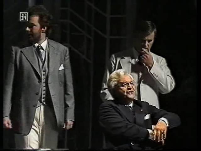 Richard Strauss Capriccio Salzburg Horst Stein Anna Tomowa Sintow Theo Adam