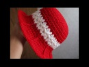 Crochet Baby Girl Hat Part 1 of 3 Updated Free Pattern in the description
