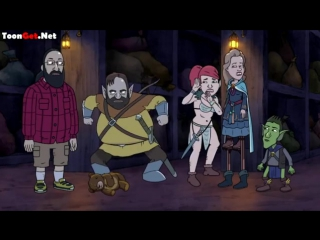 """HarmonQuest 2 - Episode 6 - """"The Barely Cursed Bazaar of Commerce"""""""