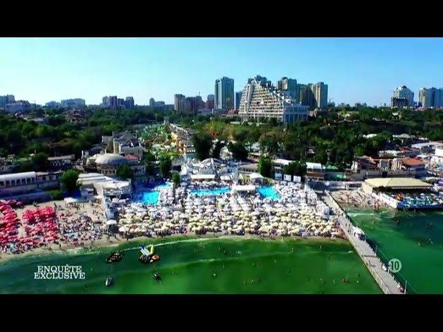 Enquete exclusive Un ete brulant a Odessa