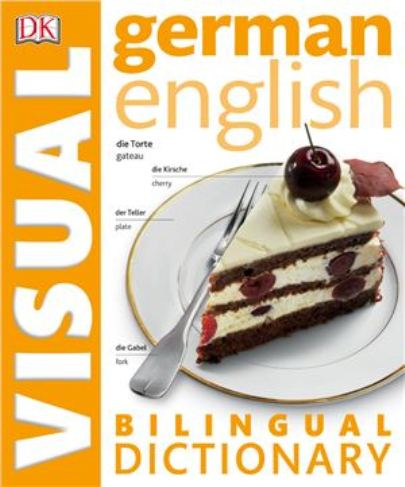 1dk publishing german english bilingual visual dictionary