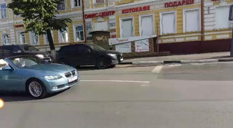 Авто на свадьбу. Прокат кабриолета в Нижнем Новгороде.