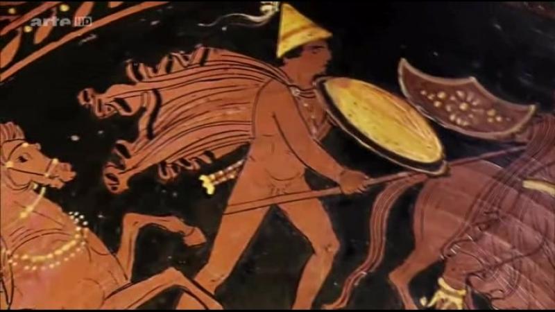 Мифы Древней Греции 12 серия Беллерофонт Человек который хотел быть равным богам