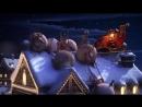 Смешной короткий мультик Рождественская тяжесть