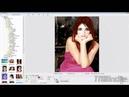 PhotoScape Saç Rengini Değiştirme