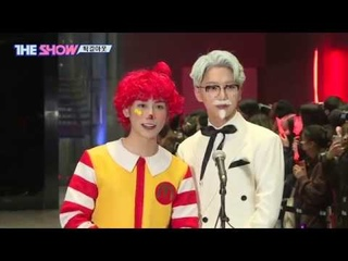 Happy Halloween!! The Show; ON WAY OUT full ver. 181030
