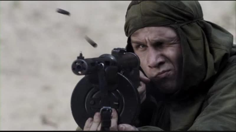 Привет от Катюши (2013) Бой советских диверсантов с немцами