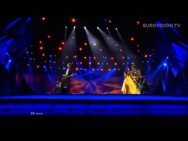 ESDM Contigo Hasta El Final With You Until The End Spain LIVE 2013 Grand Final