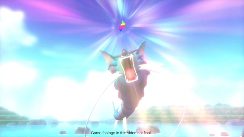 Pokemon Lets GO Pikachu and Eevee Power of Mega Kangaskhan and Mega Gyarados!.1080p