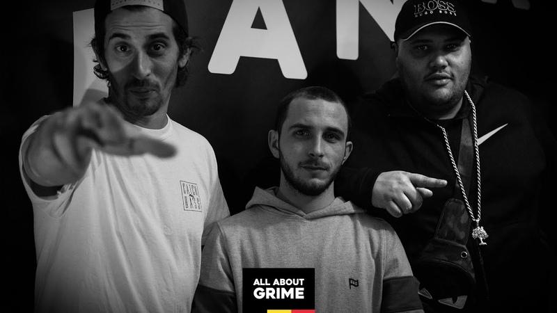 AK b2b KDOT freestyle All About Grime radio show