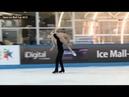Kseniia KONKINA Pavel DROZD RUS Free Dance 2019 Open Ice Mall Cup