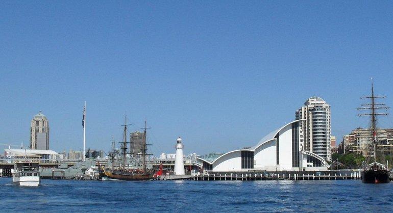 Национальный Морской Музей Австралии, изображение №1