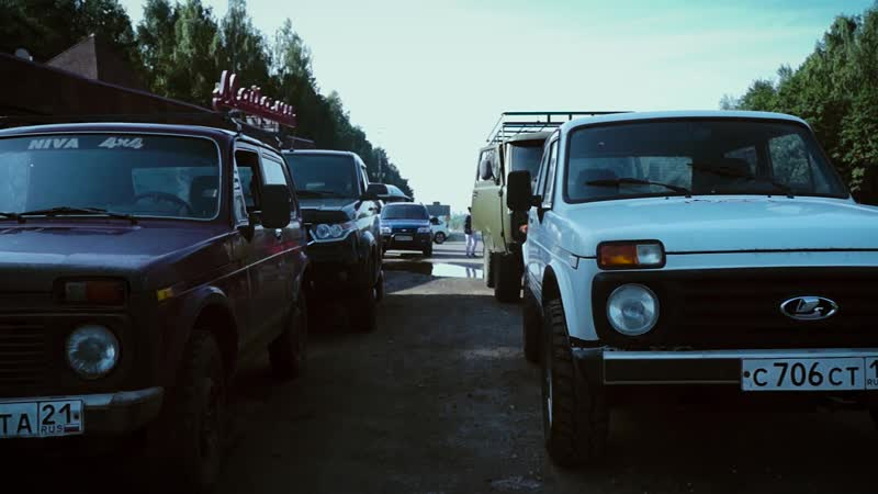 Выезд OFFROAD 11 августа 2018. Чувашия. Клуб ROIIEX 4x4