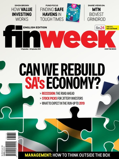 Finweek English Edition - September 13 2018