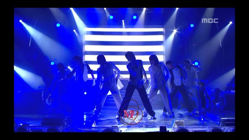 Choshinsung - Hit, 초신성 - 히트, Music Core 20071013 » Freewka.com - Смотреть онлайн в хорощем качестве