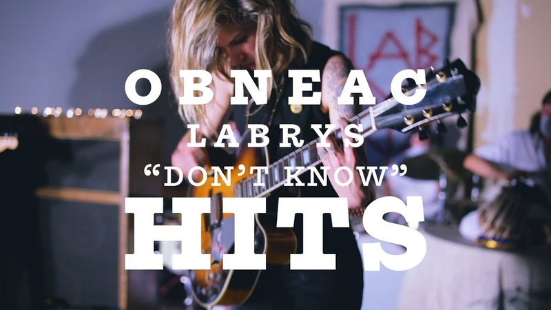 Old Blood Noise Endeavors Presents - OBNEAC Hits - Labrys - Dont Know