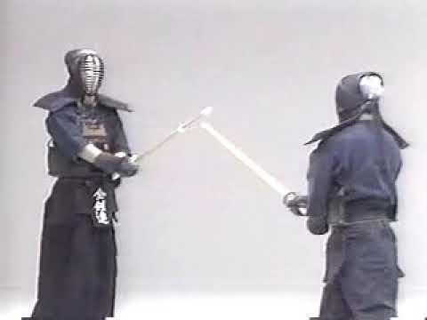 2 я часть Основы Обучающее видео Всеяпонской Федерации Кендо All Japan Kendo Federation video