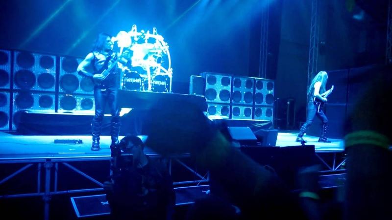 концерт группы MANOWAR в краснодаре 18.03.2014