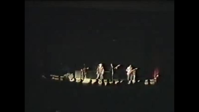 АлисА ღ Ветер водит хоровод Последний концерт Игоря Чумычкина 31 марта 1993 Уфа ДК Юбилейный
