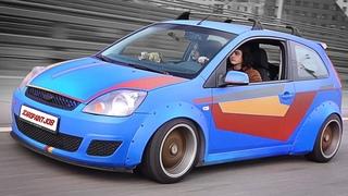 Scaro Paint Job - Ford Fiesta