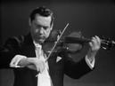 Ernest Bloch Baal Shem B 47 2 Nigun Improvisation Arthur Grumiaux violin André Chometon piano