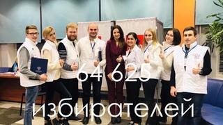 1 Мониторинговая группа наблюдателей на ЕГД по выборам в молодежные парламенты Московской области