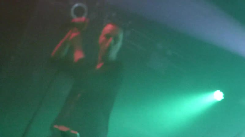 Solar Fake Too Late Live in München 18 01 2019