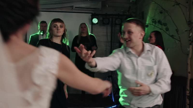 Ведущий музыкант Виталий свадебная движуха