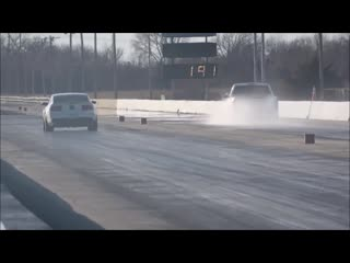 Midwest street cars phantom boosted truck trouble at thunder valley oklahoma tes