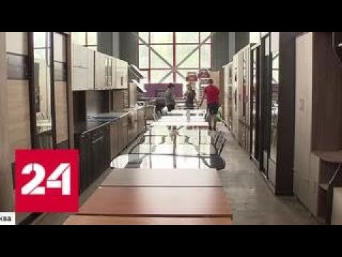 Мебельные аферисты действуют через интернет-магазины в Москве - Россия 24