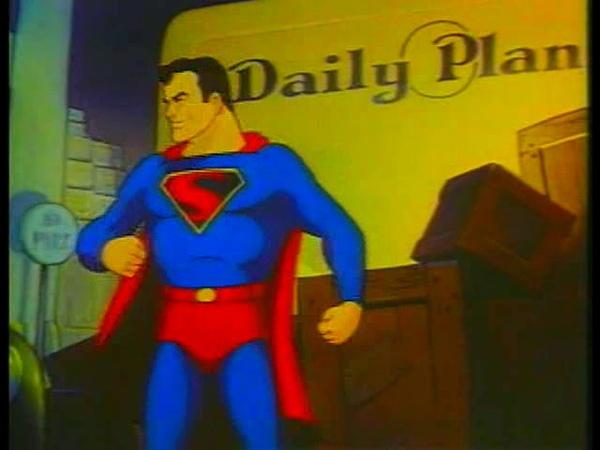 Супермен-Мультсериал-Серия 3 (1941)