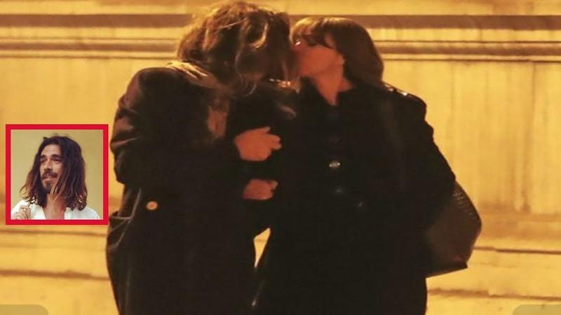 Monica Bellucci main dans la main avec son nouveau compagnon chez Chanel qui est cet homme à barbe