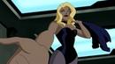 Black Canary vs. Green Arrow