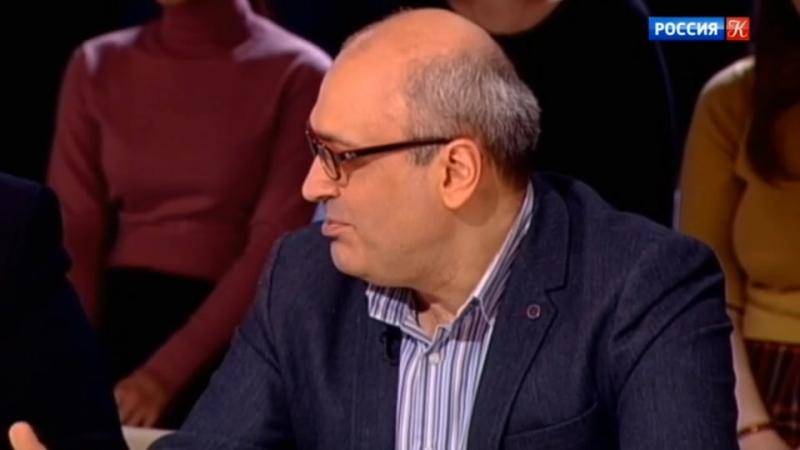 Георгий Исаакян - в программе телеканала Культура Нескучная классика