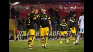 Alcácer trifft weiter, Isak und Toljan drehen das Spiel | SF Lotte - BVB 2:3 | Alle Tore