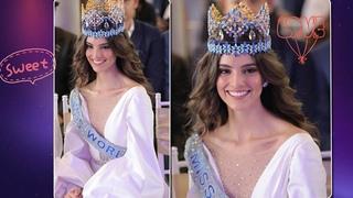 Vanessa Ponce de Leon Compilation  Miss World 2018   Vanessa Ponce de Leon Behind the scene