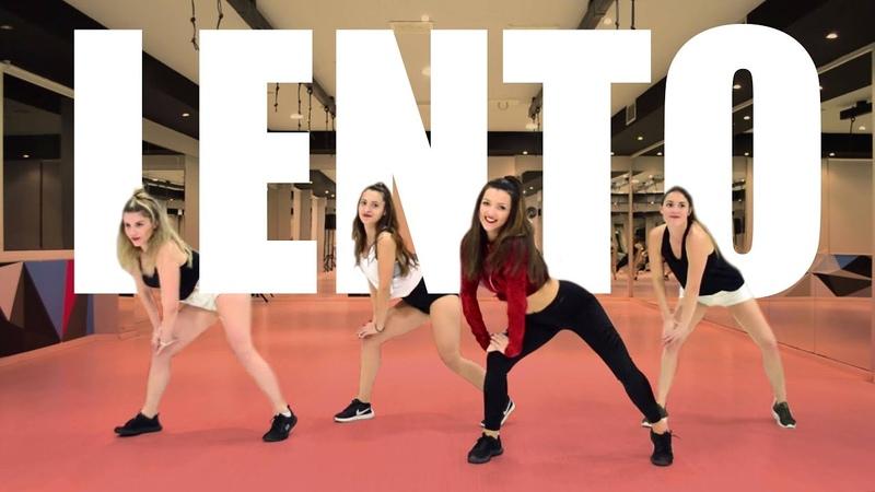 N FASIS LENTO Pa Arriba Pa Abajo Eleni Talliou Dance Fitness