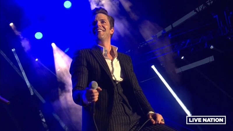 The Killers Live at BottleRock Napa Valley 2018