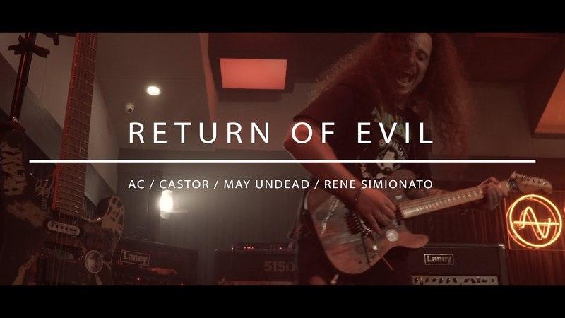 Torture Squad - Return Of Evil (AudioArena Originals)
