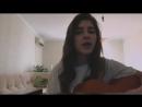 Скандал T Fest feat Баста cover by Sabina Shabozova