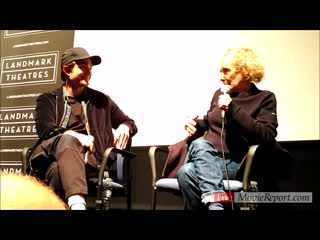 HIGH LIFE Q&A with Robert Pattinson & Claire Denis - April 13, 2019