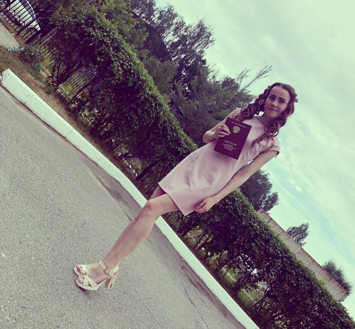 Богданова Кристина Слив
