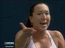 Justine Henin vs Jelena Jankovic 2006 US Open Highlights