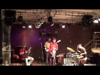 Jazzeel Band 2 08 18 317 east 32nd street