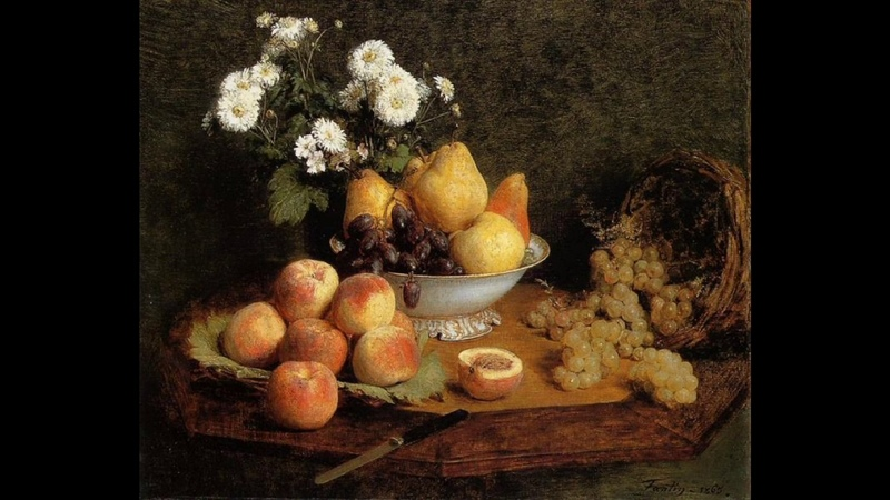 Fantin Latour Henri 亨利·方丹 拉圖爾1836 1904 French