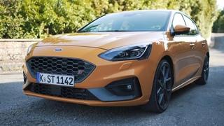 Ford Focus ST 2020 обзор - тест дороге, на 'гоночной трассе' и презентация!