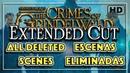 DELETED SCENES ESCENAS ELIMINADAS Extended Cut Versión Extendida CRIMES OF GRINDELWALD HD