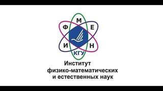 Институт физико-математических и естественных наук
