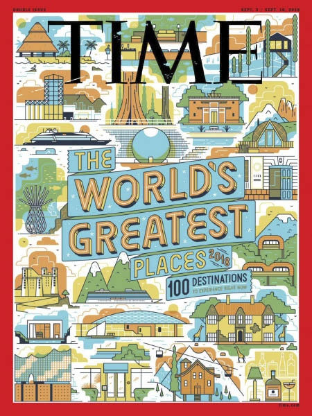 Time Magazine International Edition 09.3.2018