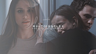multicouples || once in a lifetime. [HBD PENINA #1]